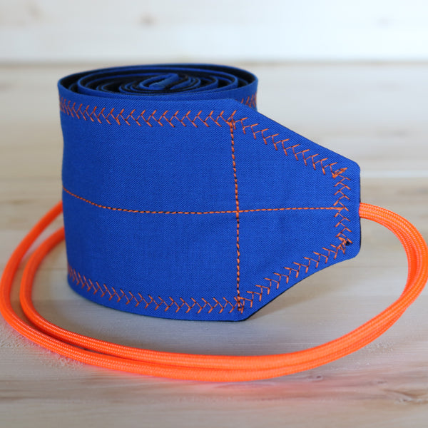 Wrist Wraps Blue and Orange