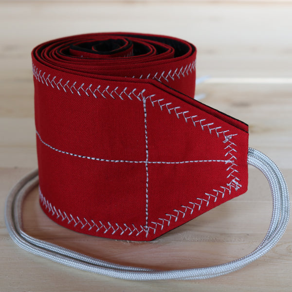 Wrist Wraps Red & Gray