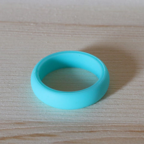 Trainingear Women Silicone Ring Teal
