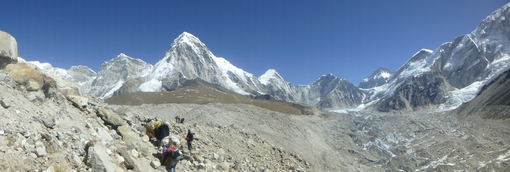 Trekking Everest Base Camp