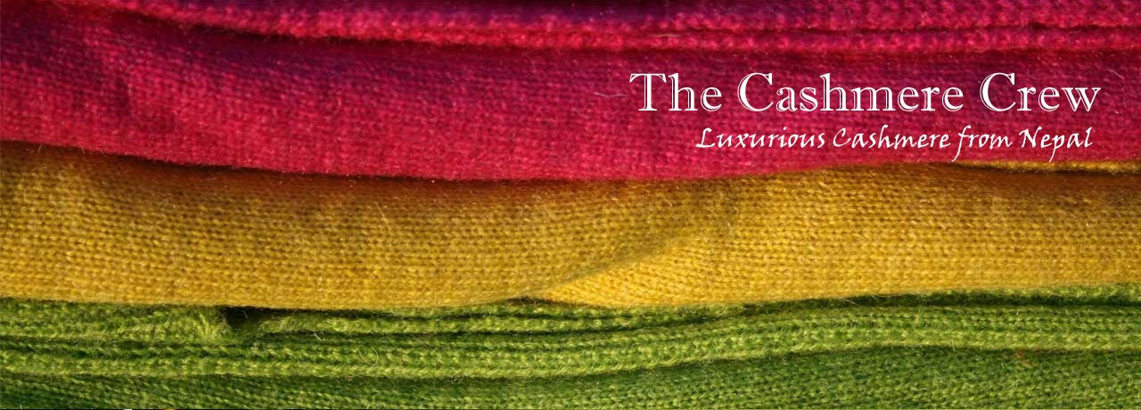Luxury Cashmere from Nepal