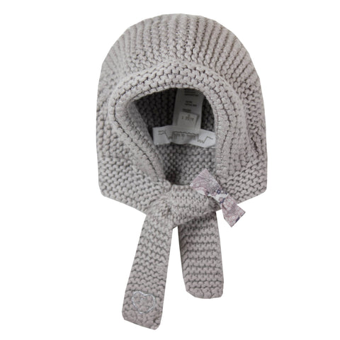 Hand-Knitted Baby Hoodie Hat - Tendre Deal - 1