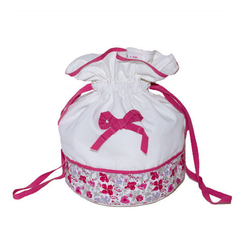 Liberty bath pouch - Pink - Tendre Deal