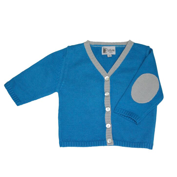 Los Angeles Baby Knitted Cardigan - Tendre Deal