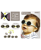 DiaboLa unbreakable sunglasses 0 to 18 months - Grey - Tendre Deal - 2