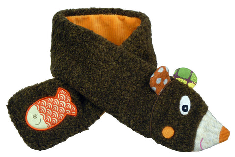 Woodours Bear Scarf