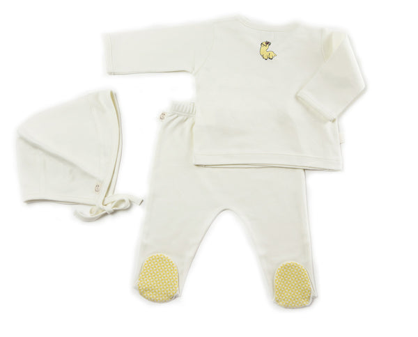 Welcome Box - Pima Cotton Newborn Set