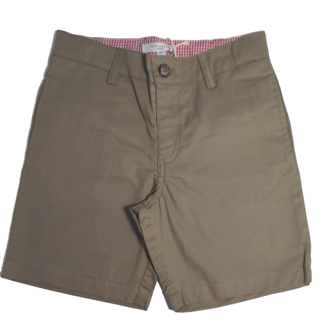 Jeannot Bermuda Shorts - Light Brown