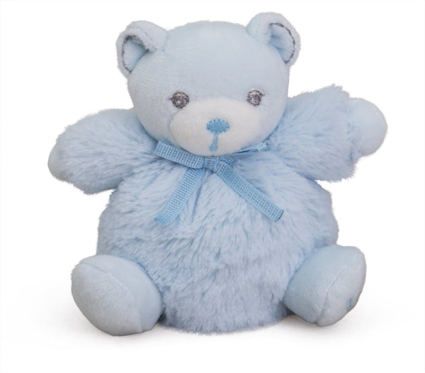 Mini Chubby Perle - Blue Teddy Bear - Tendre Deal - 1