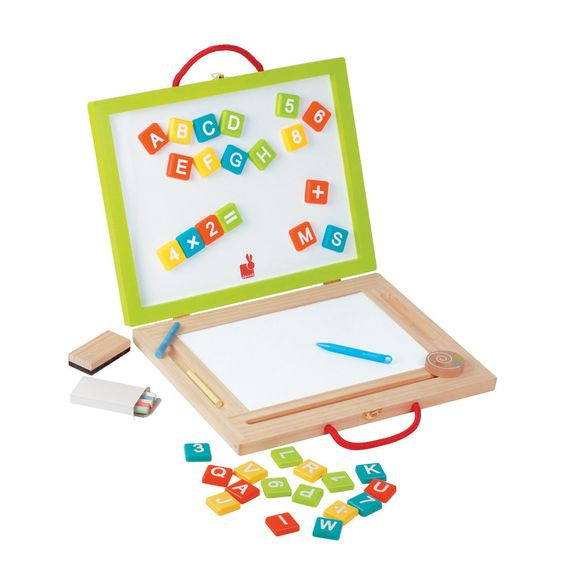 4-in-1 Magic Activity Wooden Case - Tendre Deal - 1
