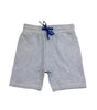 Shorts with elasticated waist - Grey - Tendre Deal