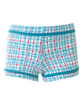 UV50+ swimming shorts - Tartan - Tendre Deal - 1
