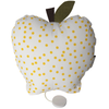 Musical Apple Cushion - Yellow Dots - Tendre Deal