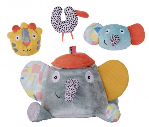 Ziggy the Activity Elephant