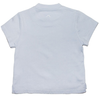 Printed T-Shirt with Light Blue Baseball - Tendre Deal - 2