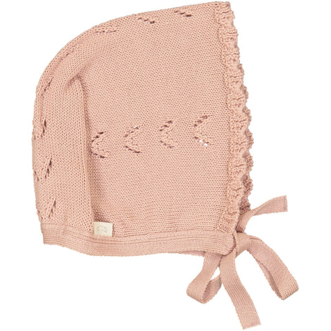Frivole Baby knitted Hat - Pink - Tendre Deal
