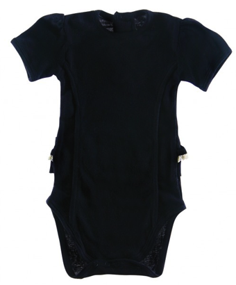 Smart bodysuit with lace border - Tendre Deal - 1