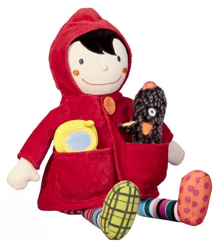 Little Red Riding Hood Activity Doll