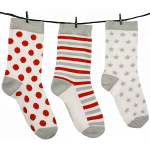 Socks by 3 - Hallucinatory - Tendre Deal - 1