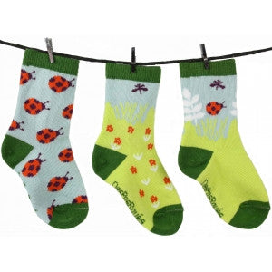 Baby Socks by 3 - Ladysbird - Tendre Deal - 1