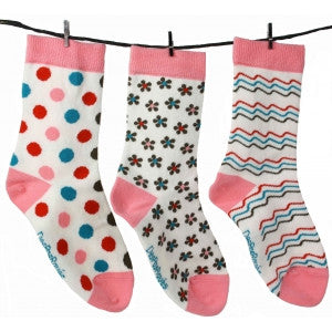 Socks by 3 - Crazy - Tendre Deal - 1
