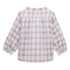 Long Sleeves Checked Tunic - Tendre Deal - 3
