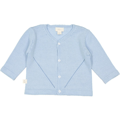 Fanfan Knitted cardigan - Blue - Tendre Deal
