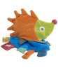 Multiactivity hedgehog soft toy - Tendre Deal - 2
