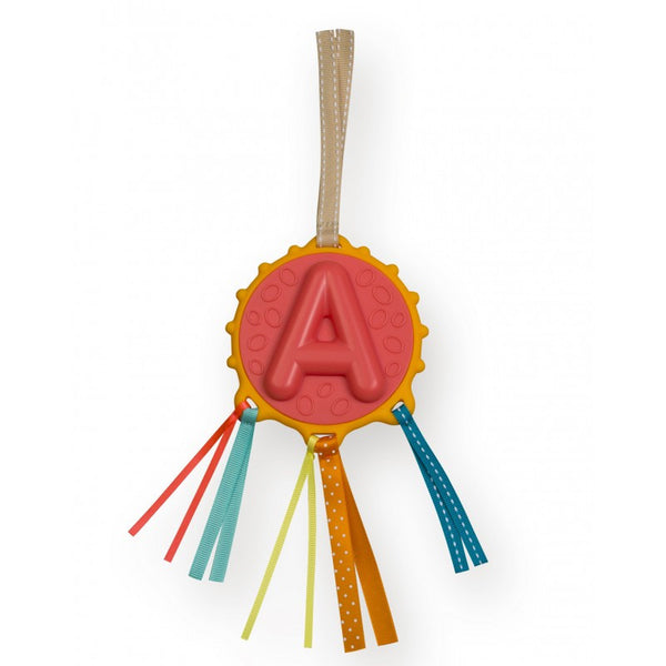 Alphabet Rattle/teether - Tendre Deal - 1