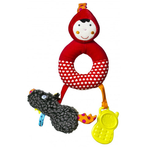 Little Red Riding Hood Activity hanging toy