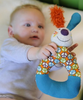 Happy Farm - Jeff the Rabbit Activity Rattle - Tendre Deal - 2