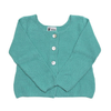 Knitted Cardigan - Green Lagoon - Tendre Deal