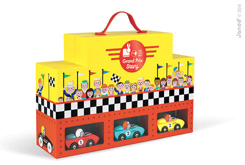 F1 Racing cars suitcase - Tendre Deal - 1