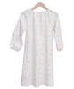 White Nightdress with Paris Print - Tendre Deal - 2