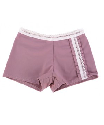 Girl's Microfiber shorty - Tendre Deal - 1