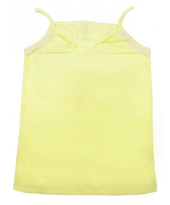 Girl's Spaghetti Strap Vest from Smoothies collection - Tendre Deal - 1