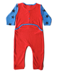 Red/Blue Super Rock all-in-one Pyjamas - Tendre Deal - 2