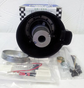 RX8 aftermarket Steering wheel hub - Bespoke Performance Parts