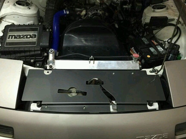 B2A RX7 FC Radiator Cooling Panel - Bespoke Performance Parts  - 2