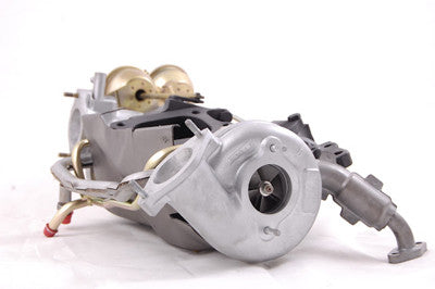Pettit BPHF Hi-Flo Turbo Charger RX7 FD - Bespoke Performance Parts  - 1