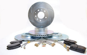 Pettit Stage II Brake Kit - Bespoke Performance Parts  - 1
