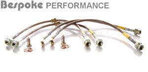 Goodridge Stainless Steel Brake Lines - Bespoke Performance Parts