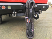 "ZEUS OPEN EYE ROPE 1 1/4"" x 30'  Rated at 52,500lbs. In Stock!"