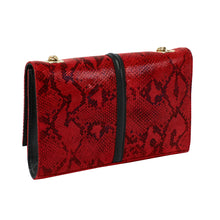 ZURI Red Cross-Body Bag