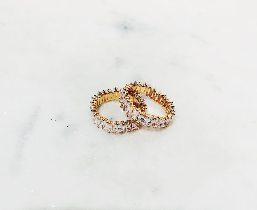 AZIZA Ring Set