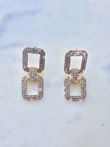 RIA Link Earrings