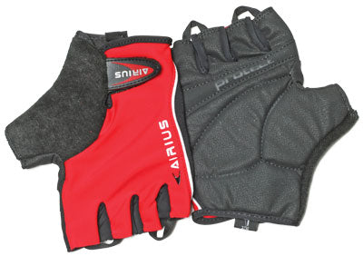 Airius Classic Gloves Apparel LG Red