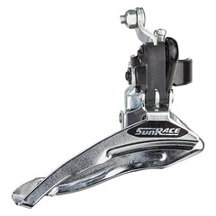 Sunrace fd-r31 front  derailleur 5/6/7sp 53 14 28.6-31.8 150g Low Clamp
