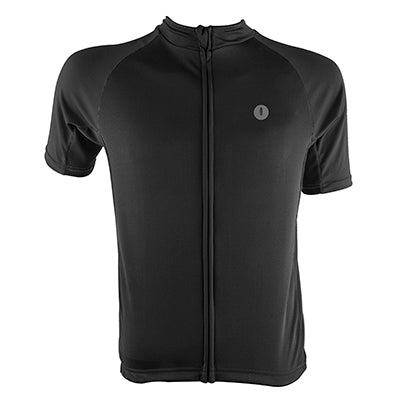 Aerius Road Cycling Jersey Apparel SM Unisex Black