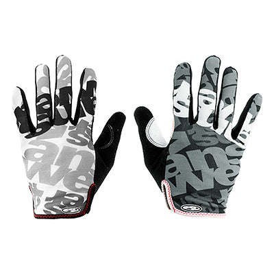 Answer products Clash Gloves Apparel LG Unisex Black/Grey